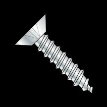 82 Flat Undercut Undercut Type A Self Tapping Screws
