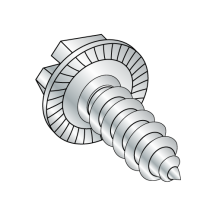 Serrated Hex Washer Type A Self Tapping Screws