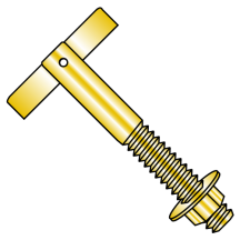 T Anchor Zinc Yellow