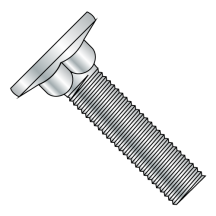 Flat Head - Carriage Bolts - Low Carbon