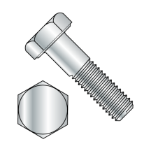 Hex Cap Screw Grade 2 Zinc