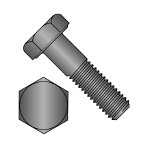 Hex Cap Screw Grade 2 Non A307 Black Oxide and Oil
