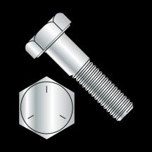 Grade 5 Zinc Plated Hex Cap Screw