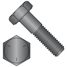 Grade 5 Steel Hex Cap Bolts