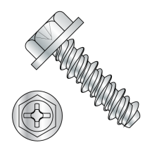 Hex Washer High Low Self Tapping Screws