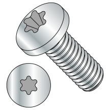 ISO 14583 Pan Six Lobe Metric Machine Screws
