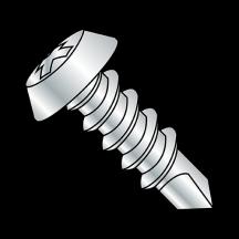 Pan Framing Head Phillips Drive TEK Screws