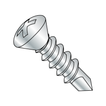 Oval Phillips Self Drilling Screws