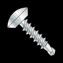Oval Phillips Undercut Self Drilling Screws