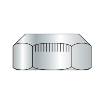 Din 980 Prevailing Torque Hex Lock Nut Cad And Wax