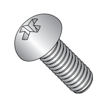 Phillips Round Head Machine Screws