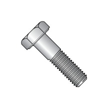 Finished Hex Head Cap Bolts - Fine - 300-Series SS