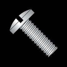 Slotted Binding Undercut Head Machine Screws