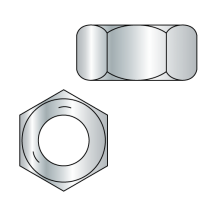 Heavy Hex Nut Grade 5 Zinc