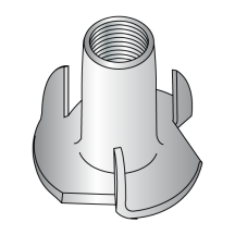 3 Prong Tee Nut 18 8 Stainless Steel