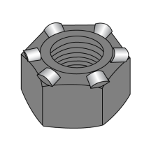 Hex Weld Nut With 6 Projections High Pilot Height