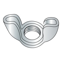 Stamped Wing Nuts