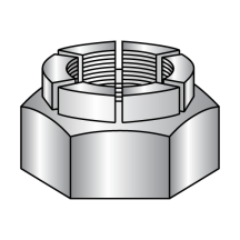 Heavy Hex Flex Type Lock Nuts