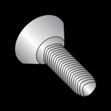 82 Flat Undercut Head Taptite Screws