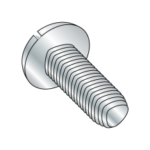 Pan - Slotted - Alternatives to Taptite® Thread Rolling Screws* - Zinc