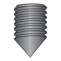 Cone Point Set Screws | CDE Fasteners