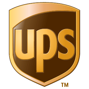 Shipments by UPS